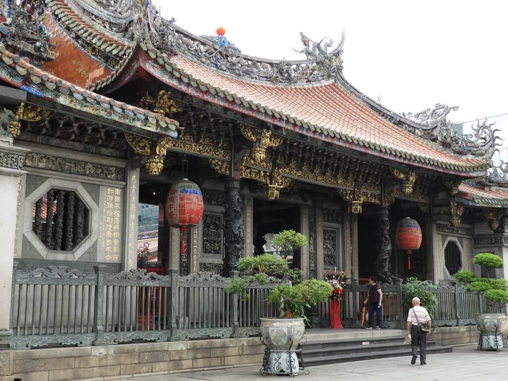 艋舺龍山寺的圖片:三川殿外側(123655712)