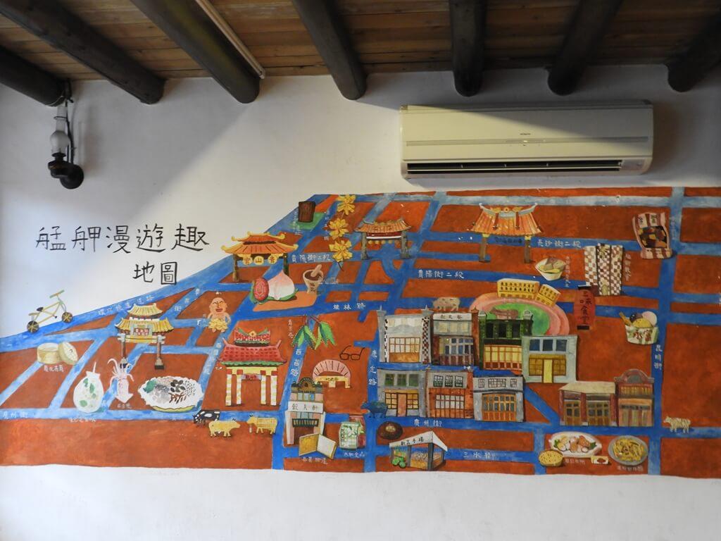剝皮寮歷史街區的圖片:艋舺漫遊趣地圖