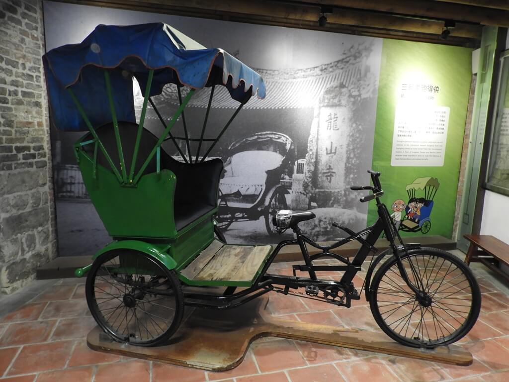 臺北市鄉土教育中心的圖片:三輪車跑得快
