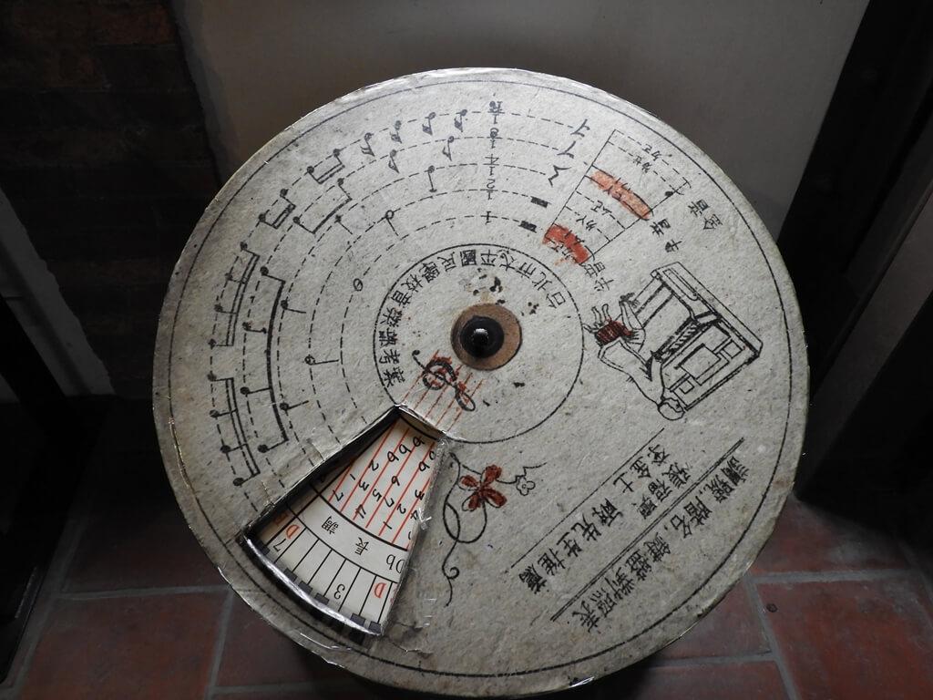 臺北市鄉土教育中心的圖片:調號、階名,鍵盤對照表