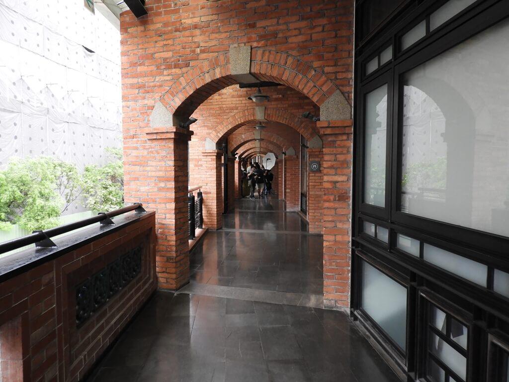 臺北市鄉土教育中心的圖片:二樓走廊