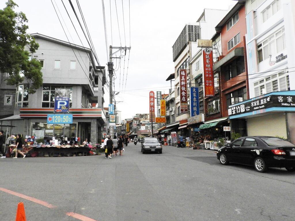 北埔老街的圖片:北埔老街入口
