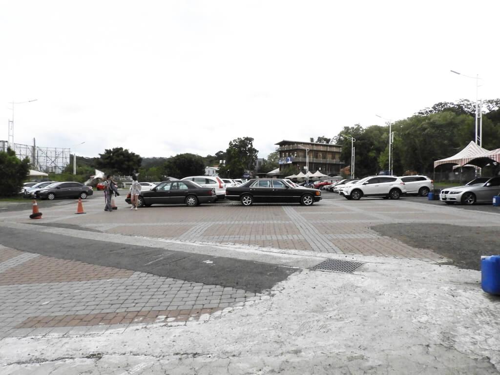 北埔老街的圖片:北埔老街停車場