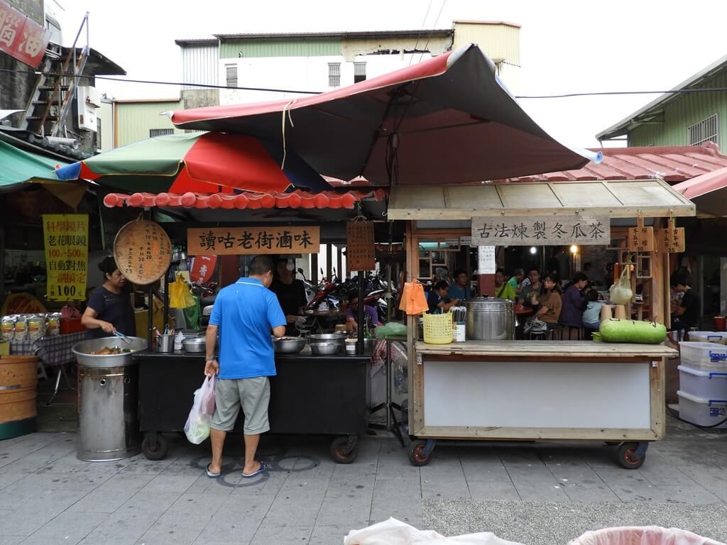 北埔老街的圖片:讀咕老街滷味、古法煉製冬瓜茶