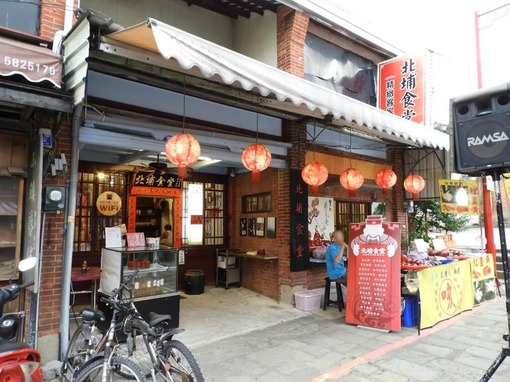 北埔老街的圖片:北埔慈天宮前的北埔食堂