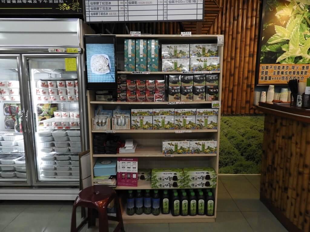 關西仙草博物館的圖片:各式各樣仙草周邊產品