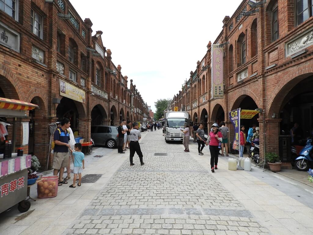 湖口老街的圖片:靠近湖口三元宮方向的街道