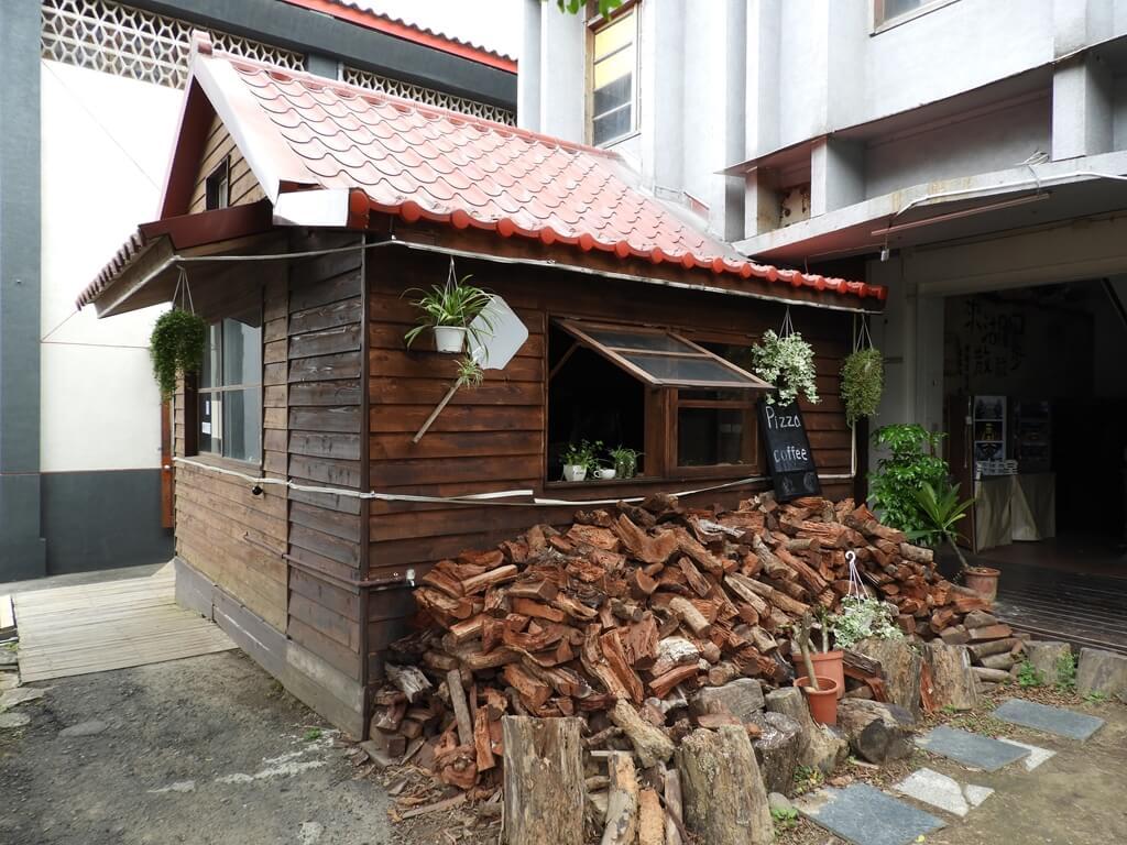 湖口老街的圖片:窯烤 PIZZA 小木屋