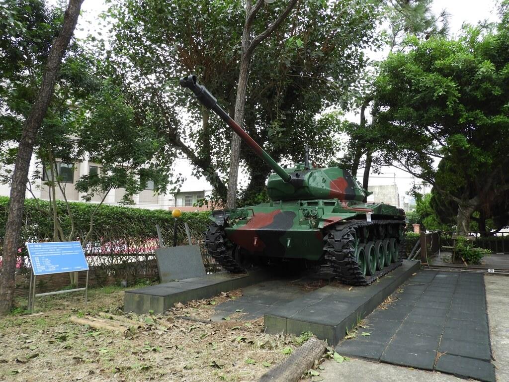 湖口老街的圖片:M41 戰車展示圖一