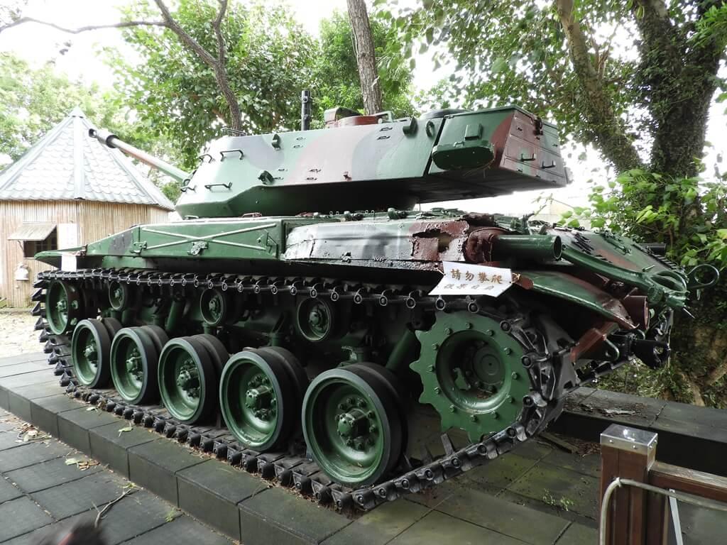 湖口老街的圖片:M41 戰車展示圖三