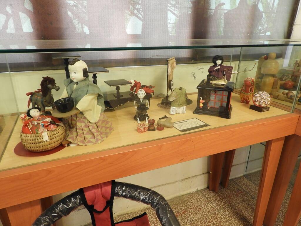 臺灣玩具博物館的圖片:江戶時代的玩具