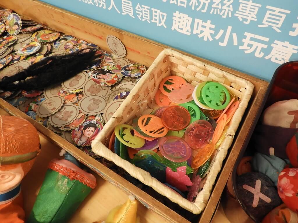 臺灣玩具博物館的圖片:鬥片童玩