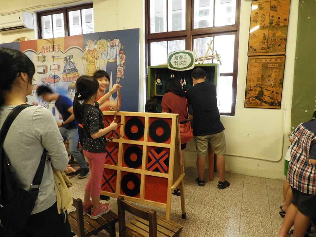 臺灣玩具博物館的圖片:射擊王竹槍台