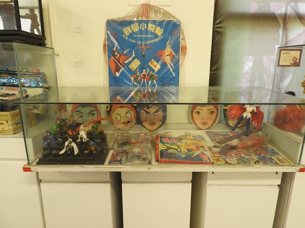臺灣玩具博物館的圖片:科學小飛俠公仔玩具展示