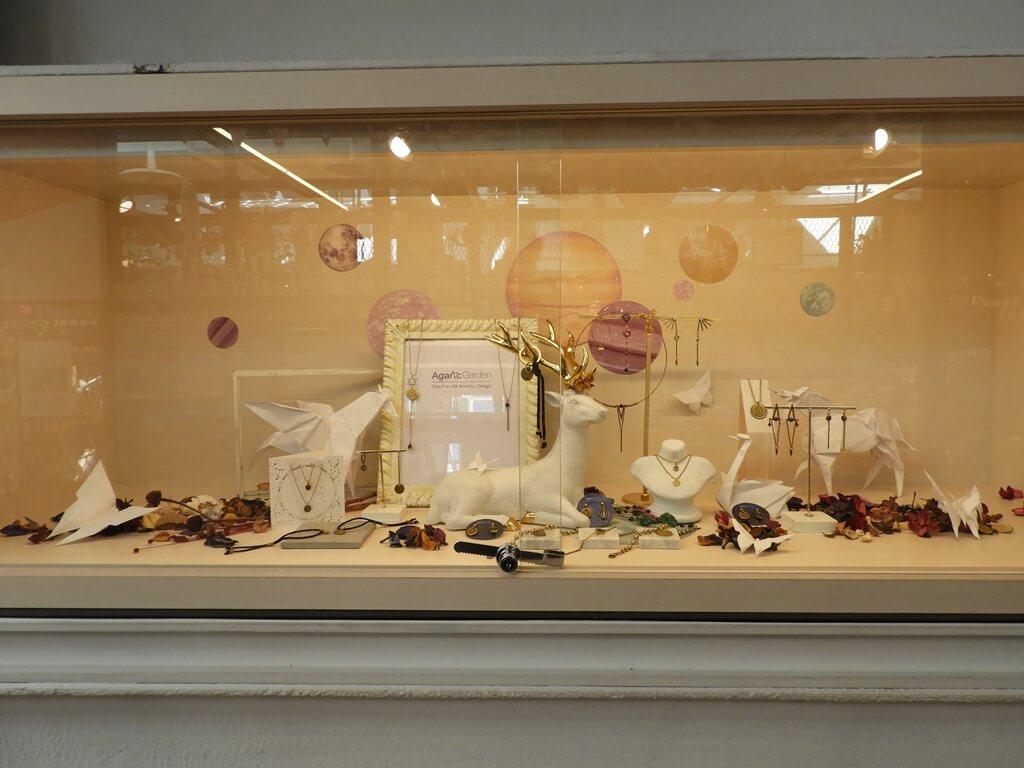 西門紅樓的圖片:Agaric Garden 艾格瑞展覽櫥窗
