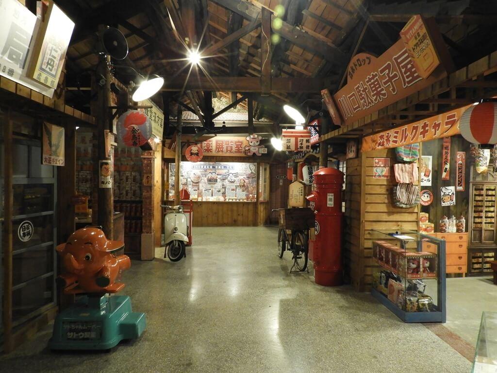 日藥本舖博物館西門館的圖片:展覽區空間