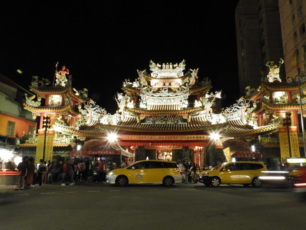 饒河街觀光夜市的圖片:松山慈祐宮