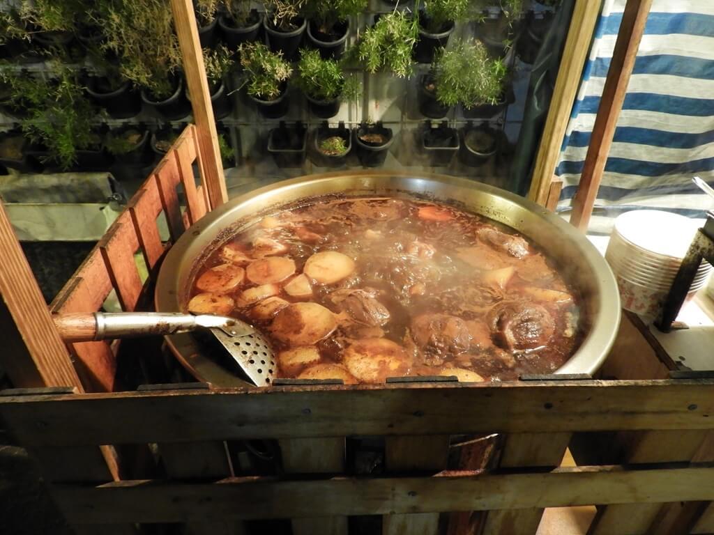 饒河街觀光夜市的圖片:有夠牛的滷牛肉