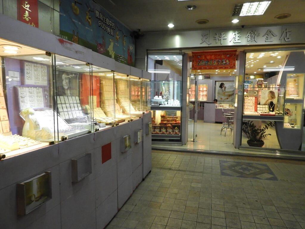 饒河街觀光夜市的圖片:天秤座鑽金店