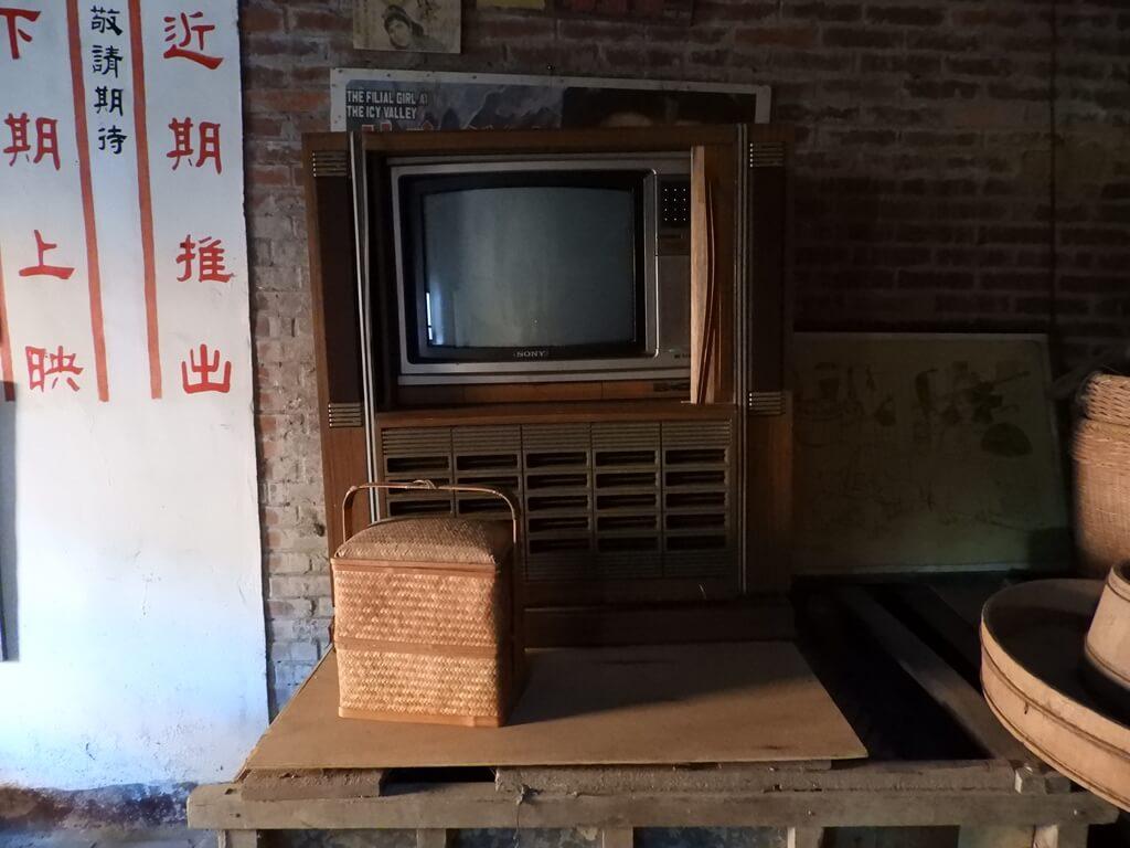 林家古厝休閒農場的圖片:早年的映像管電視機