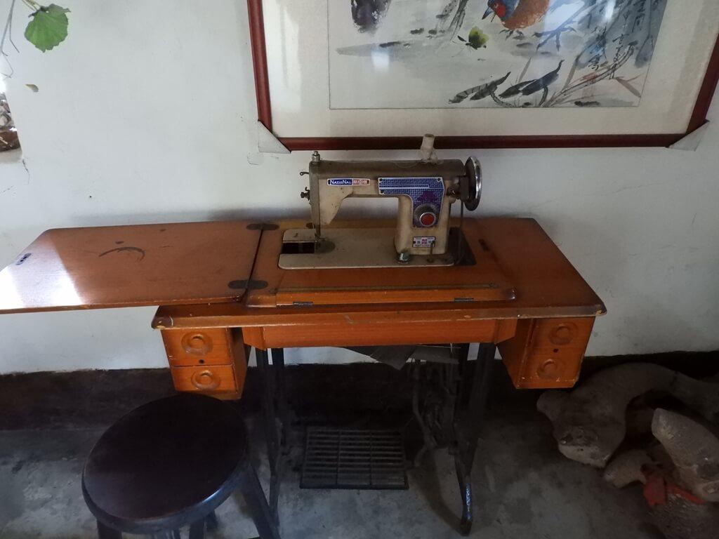 林家古厝休閒農場的圖片:早期的縫紉機