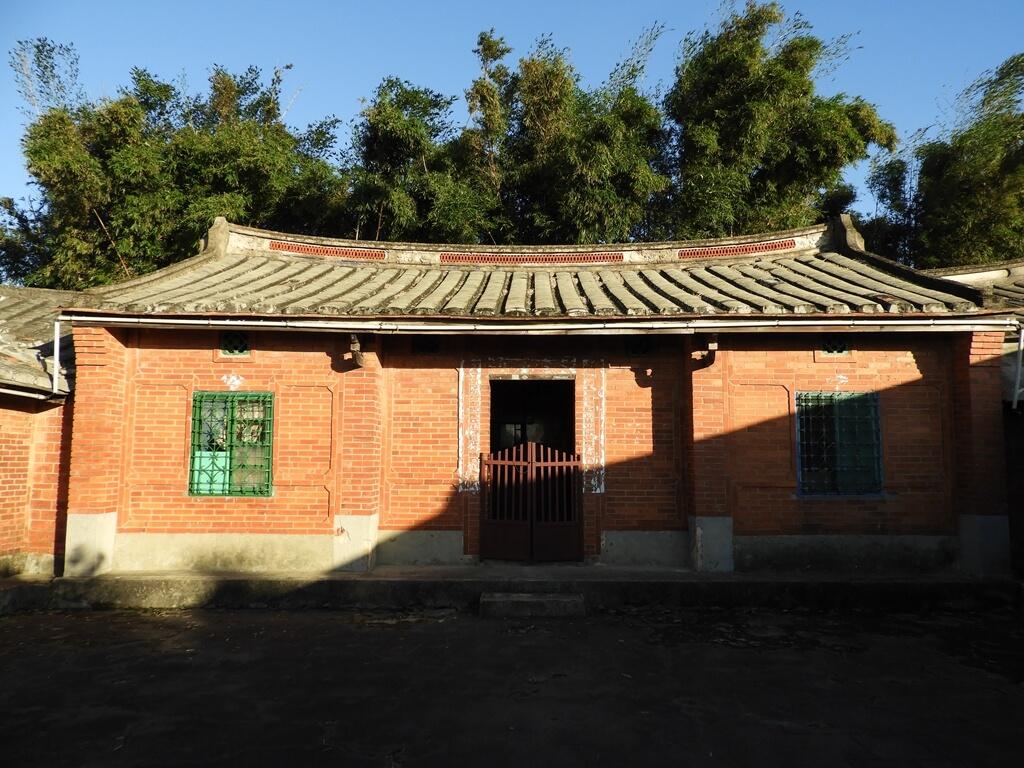 林家古厝休閒農場的圖片:正中央的建築