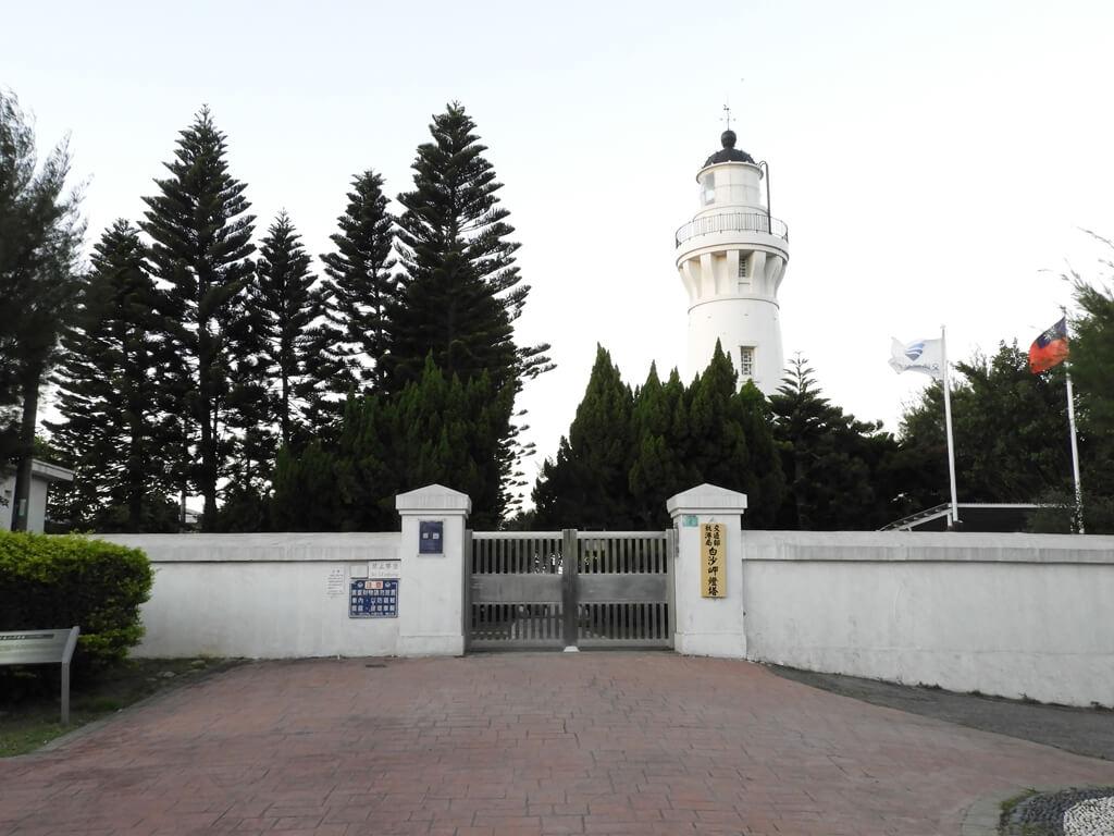 白沙岬燈塔的圖片:燈塔園區正門