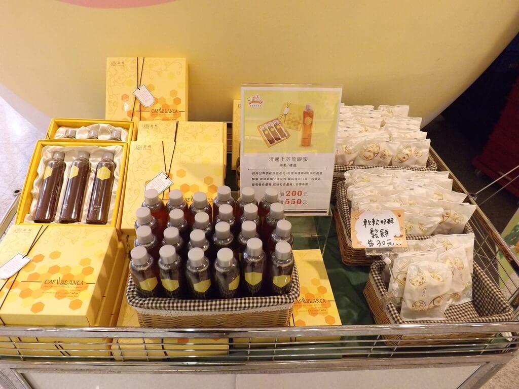 卡司‧蒂菈樂園(金格觀光工廠)的圖片:清邁上等龍眼蜜、軟軟奶酥鬆餅