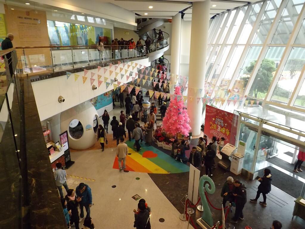 卡司‧蒂菈樂園(金格觀光工廠)的圖片:一樓大廳(123657298)
