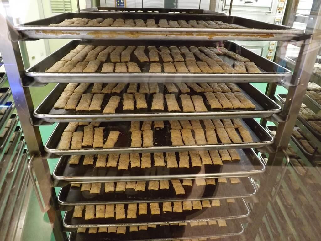 卡司‧蒂菈樂園(金格觀光工廠)的圖片:剛出爐的酥餅