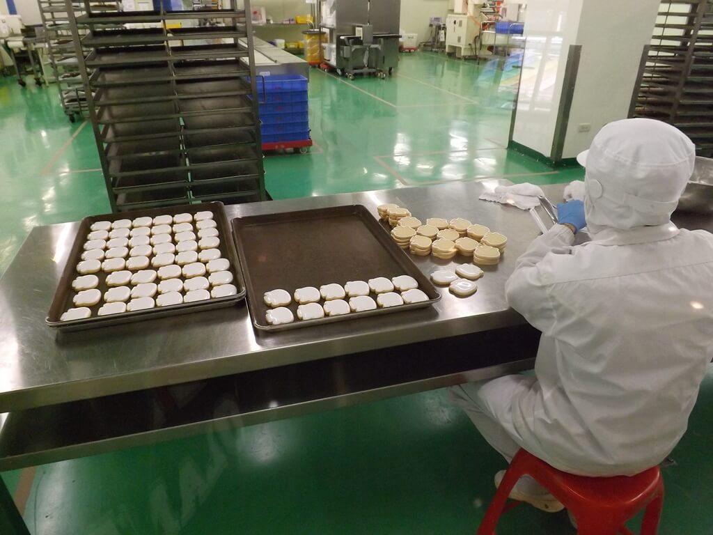 卡司‧蒂菈樂園(金格觀光工廠)的圖片:正在製作造型餅乾