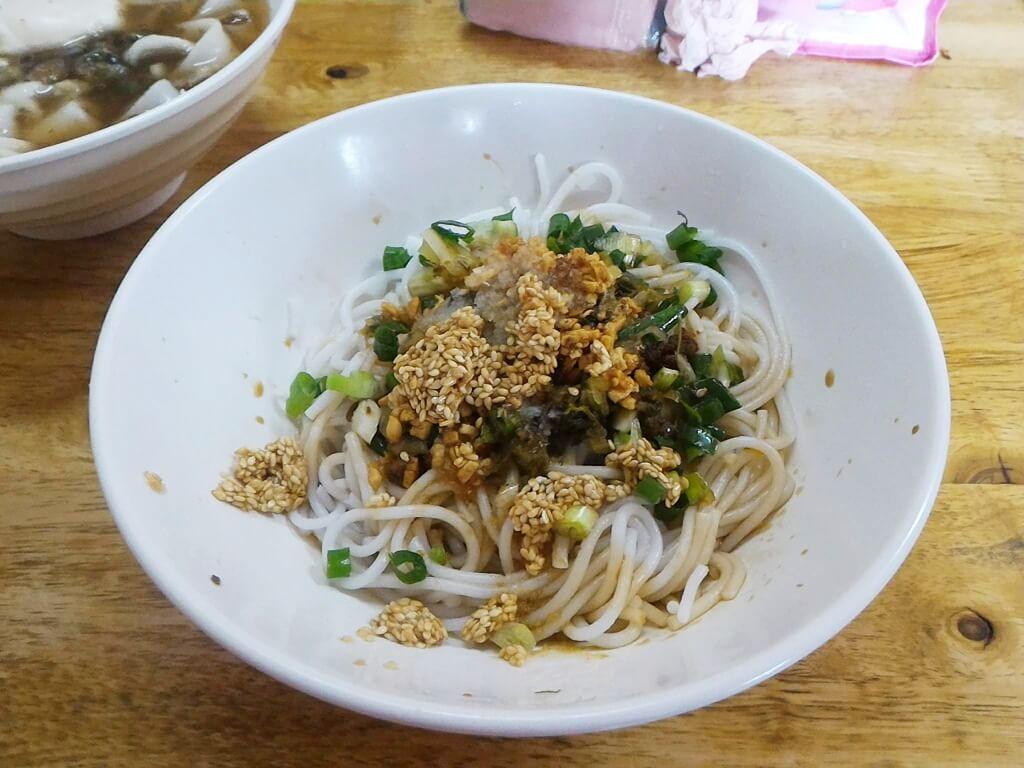 平鎮雲南文化公園的圖片:涼拌米干