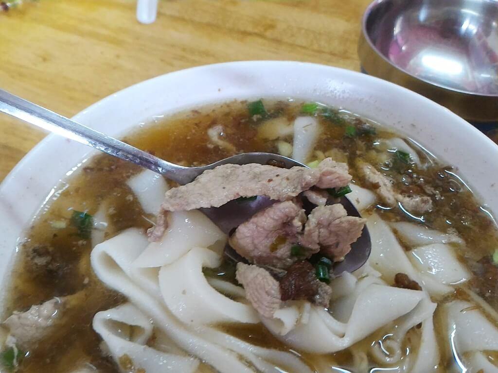 平鎮雲南文化公園的圖片:米干肉特寫