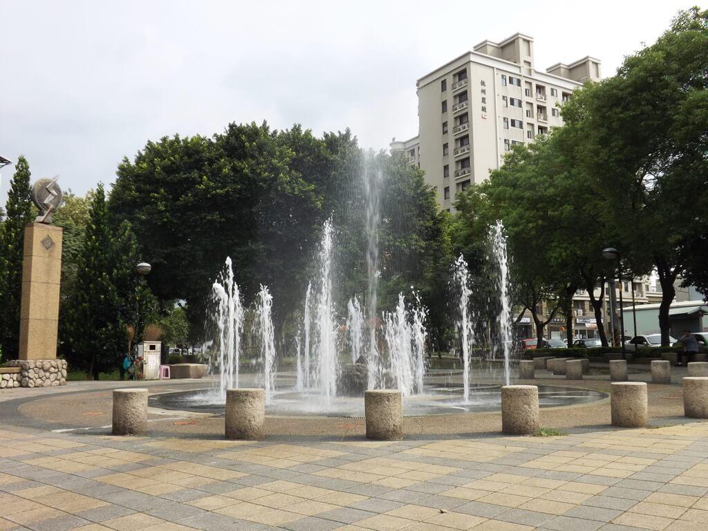 中壢莒光公園的圖片:中央噴水廣場(123657481)