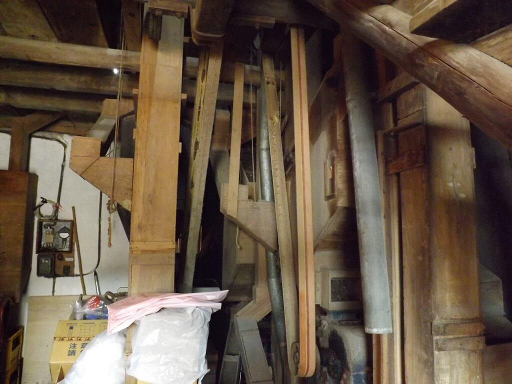 三坑老街的圖片:三坑老街59號咖啡店內的百年歷史碾米機(123657605)