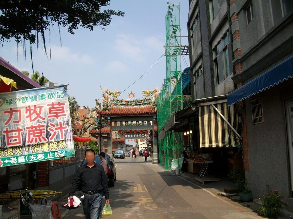 大溪老街的圖片:前往大溪普濟堂的道路