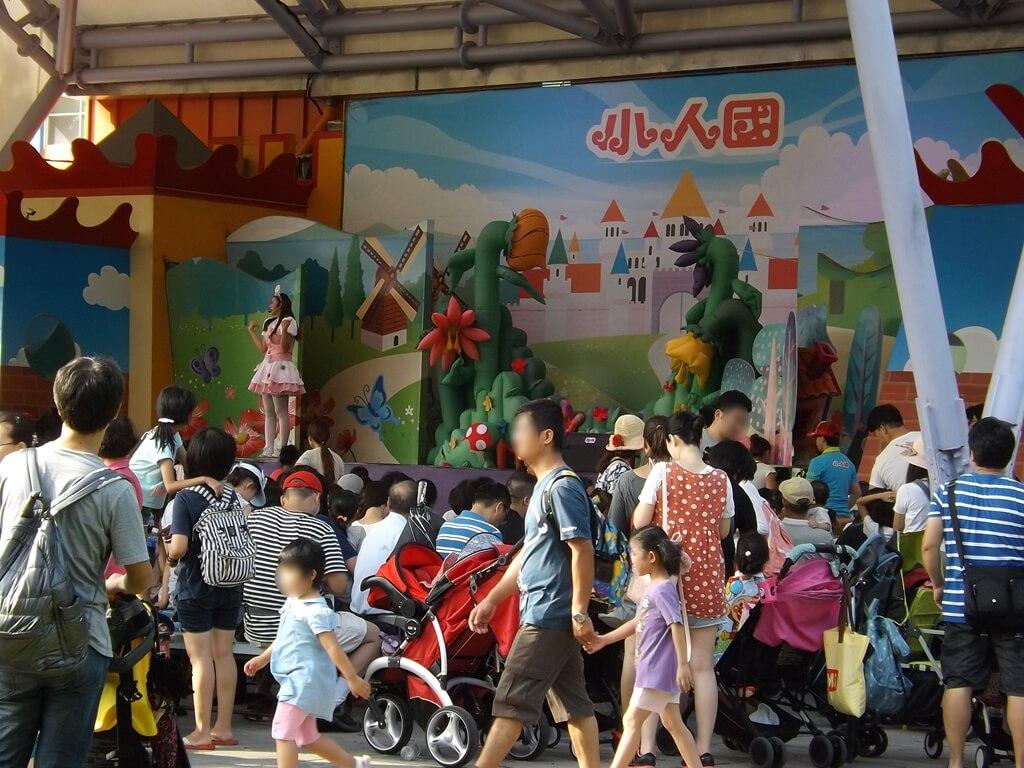 小人國主題樂園的圖片:樂舞秀 Playhouse 正在帶動唱