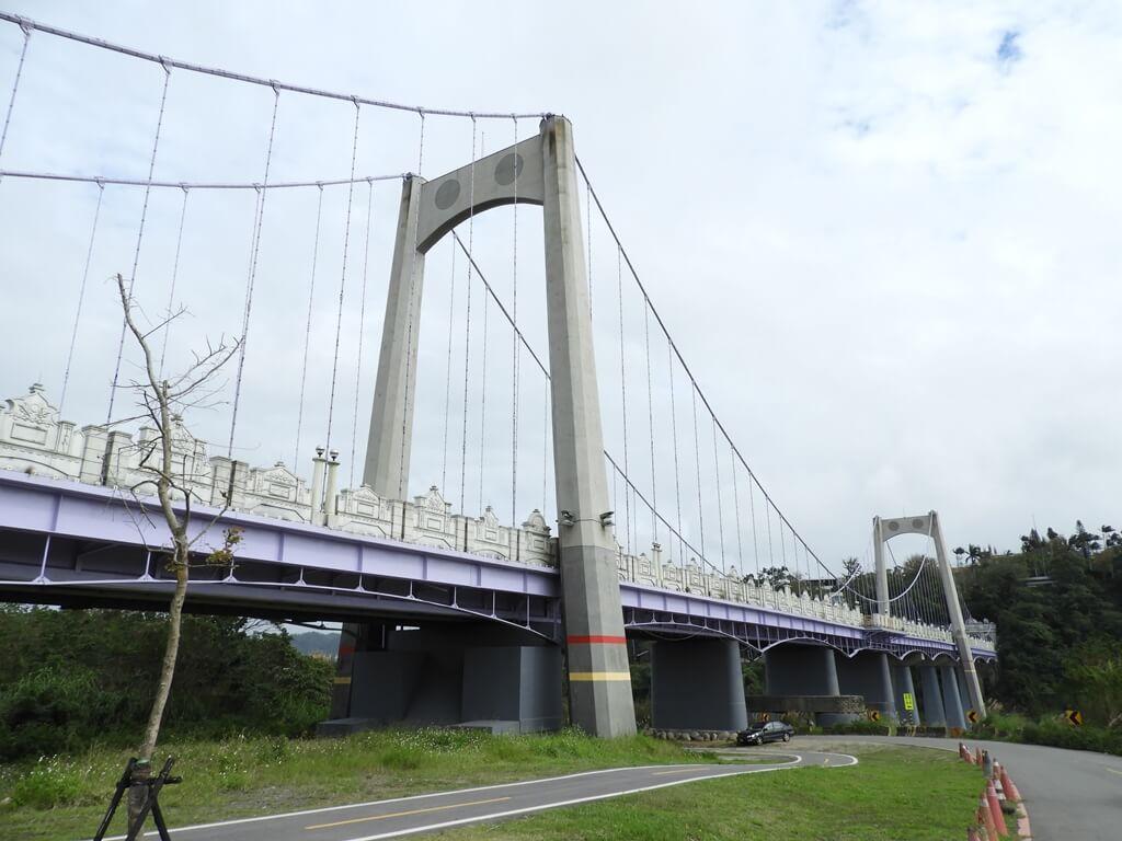大溪橋的圖片:鐵馬道旁的大溪橋(123657672)