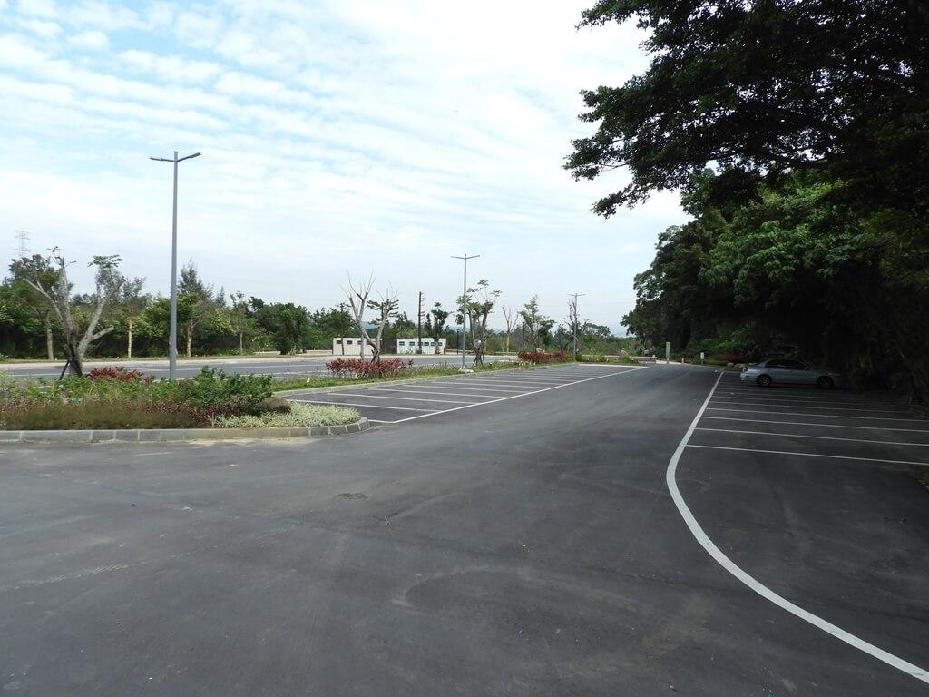大溪山豬湖親水生態園區的圖片:山豬湖親水生態園區停車場