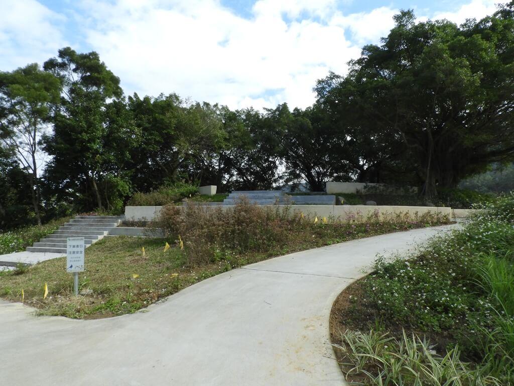 大溪山豬湖親水生態園區的圖片:終於走到最裡面的飛鳶平台