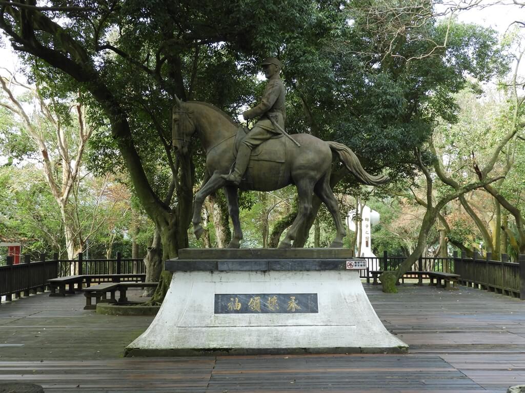 大溪中正公園的圖片:銅像廣場的蔣公銅像