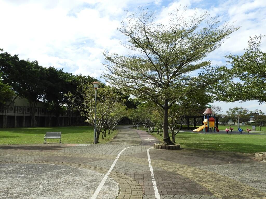 桃園玉山公園的圖片:公園步道、自行車道(123658117)
