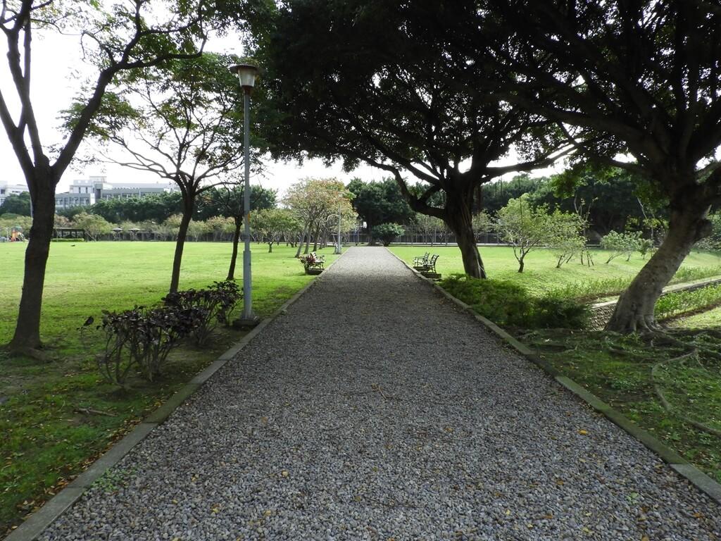桃園玉山公園的圖片:小石子步道