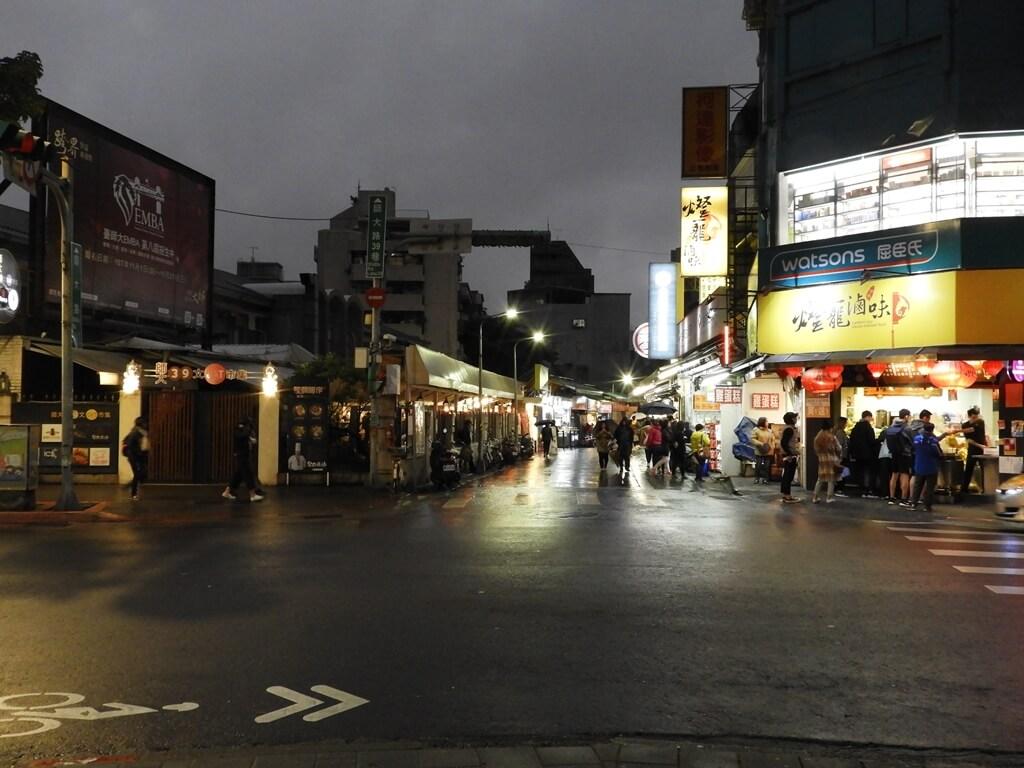 師大夜市的圖片:師大路39巷入口