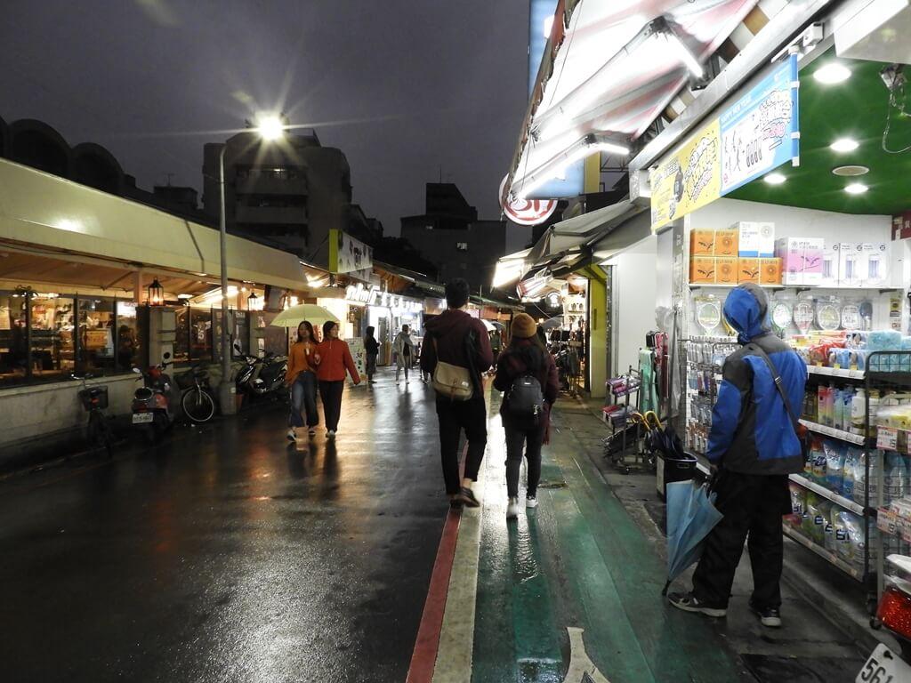 師大夜市的圖片:師大路39巷景象