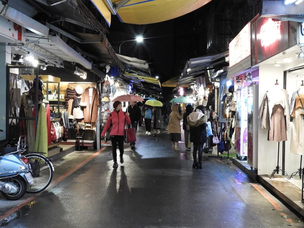 師大夜市的圖片:走馬看花的龍泉街