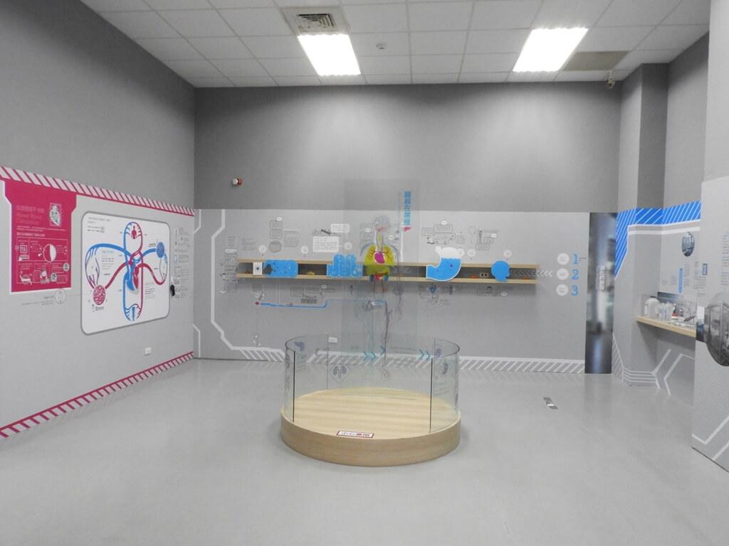 濟生Beauty新竹觀光工廠的圖片:身體的重要器官及消化道介紹