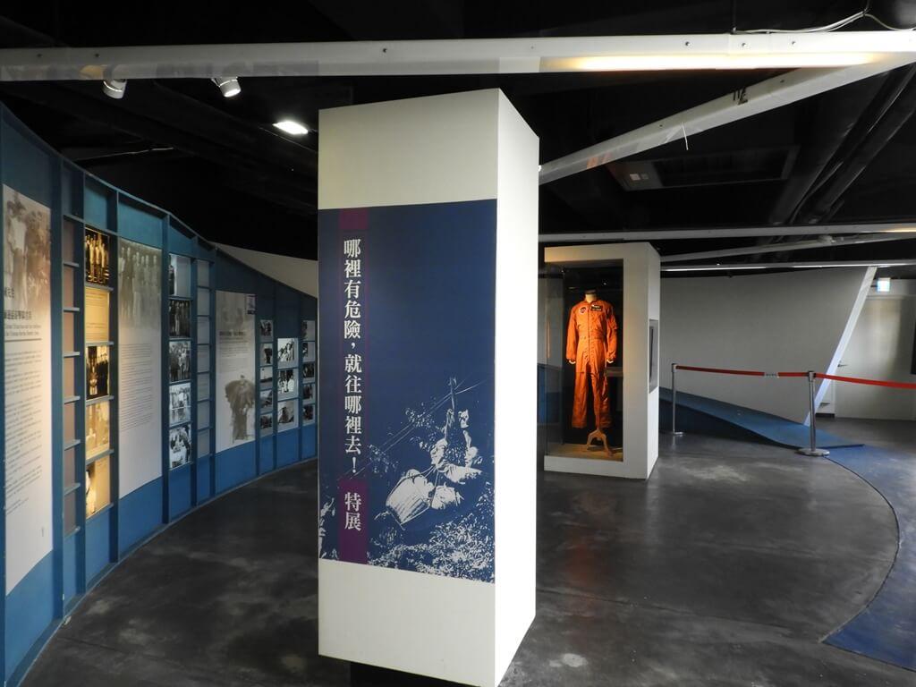 頭寮經國紀念館(大溪遊客中心)的圖片:哪裡有危險就往哪裡去特展