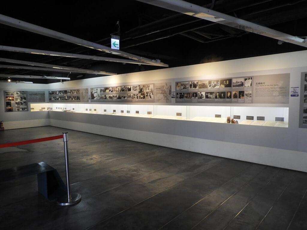 頭寮經國紀念館(大溪遊客中心)的圖片:北國歲月、建設家園歷史照片陳列區