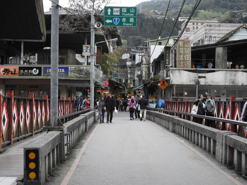 烏來風景區的圖片:前方就是烏來老街